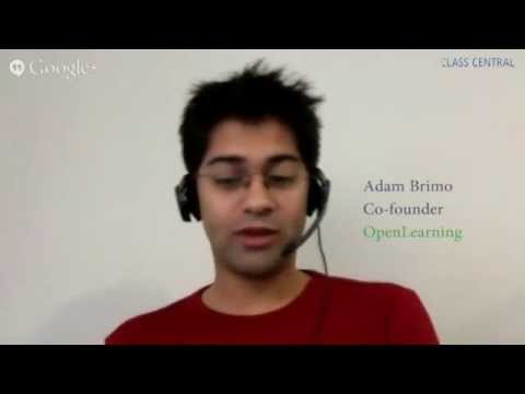Interview with Adam Brimo of OpenLearning [Full Interview]