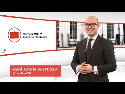 Budget 2017 - Real Estate overview