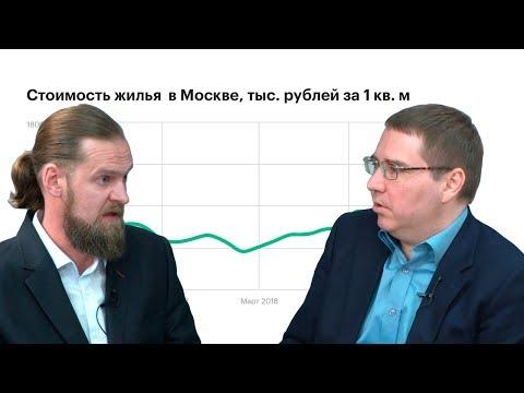 Олег Репченко (IRN.RU) – о ценах на жилье в Москве photo