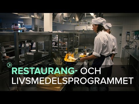 Mimers hus gymnasium - Restaurang  och livsmedelsprogrammet