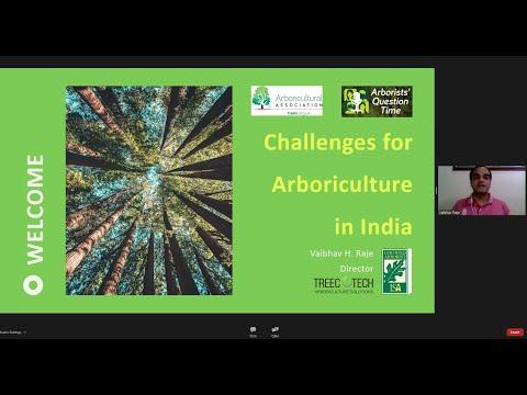 Arborists' Question Time (Episode 4) International Arboriculture