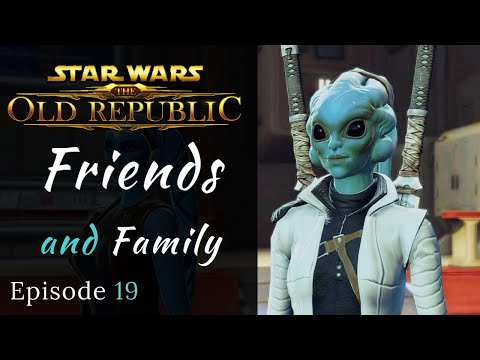 SWTOR   Friends & Family   Sith Warrior Role Play   Let s Play, Episode 19