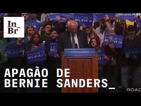 Apagão de Bernie Sanders: como a falta de cobertura da mídia pode ajudar na sua candidatura