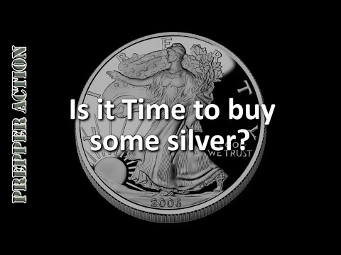 Investing in fractional silver as a barter item.