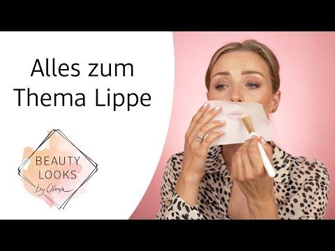 Alles zum Thema Lippe – How to mit Olesja
