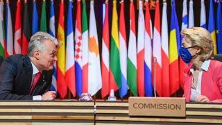 Prezidentas dalyvauja neformalioje Europos Vadovų Tarybos (EVT) sesijoje Portugalijoje