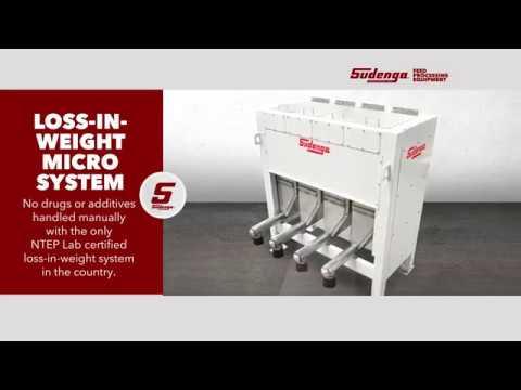 Feed Processing Equipment  |  Sudenga Industries