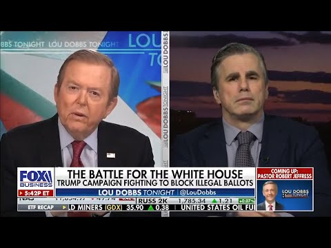 Tom Fitton: Anyone Who Says There's No Evidence of Voter Fraud is Ignorant or Lying to You!