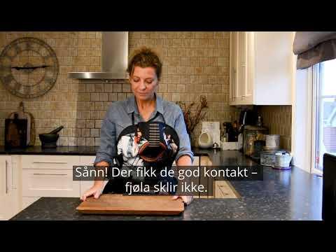 Lise Finckenhagen: Slik unngår du at fjøla sklir