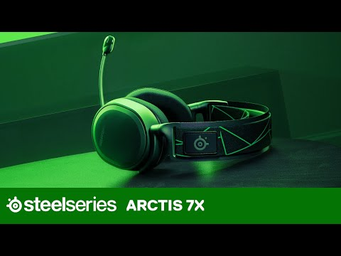 Arctis 7X Headset for Microsoft Xbox One and Next-Gen Xbox Series X and Series S | SteelSeries