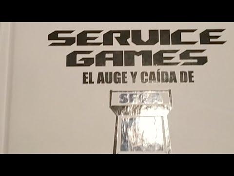 Sorteo Libro Service Games