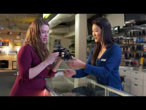 Turn Moments into Memories at Samy's Camera - 15 second spot