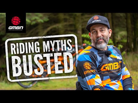 9 Mountain Bike Myths Busted! | Martyn Ashton Separates MTB Fact From Fiction