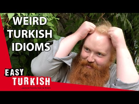 Foreigners guessing the meaning of weird Turkish idioms | Easy Turkish 18 photo