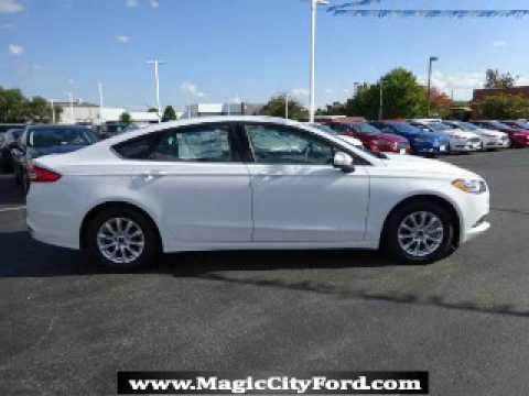 2017 Ford Fusion 25386-1 - Roanoke VA