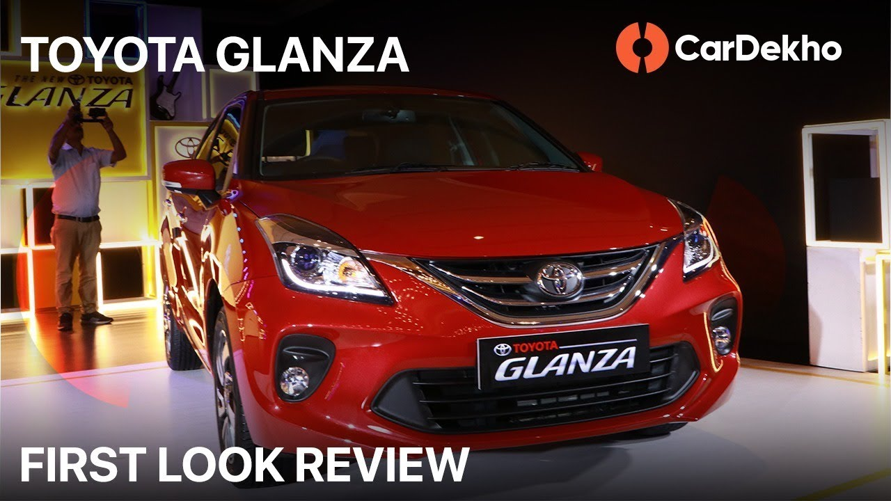 Toyota Glanza 2019 First Look in Hindi | Variants, Prices, Engines and All the Details |CarDekho.com