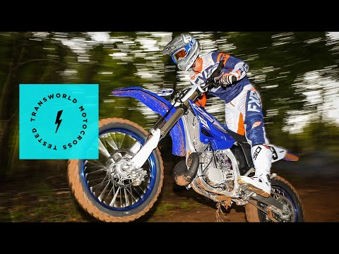 2019 Yamaha YZ250X & YZ250FX First Impression