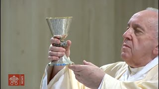 Papa Francisco - Santa Misa en Santa Marta de hoy, 6º domingo de Pascua, 17-5-2020