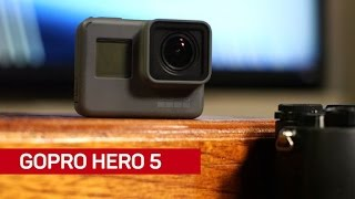 GoPro Hero5 Black is all about the feature upgrades