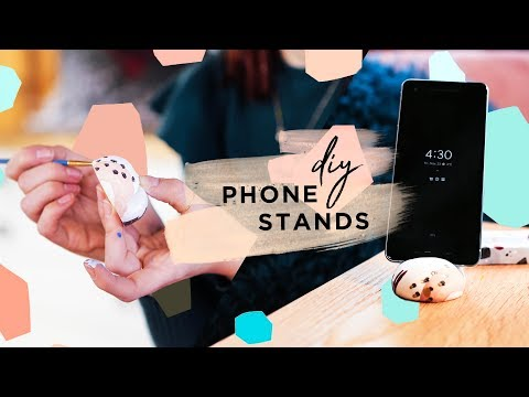 Gift Idea: 3 Step DIY Phone Stand