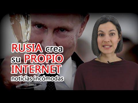 Rusia crea su propio internet // Noticias Incómodas
