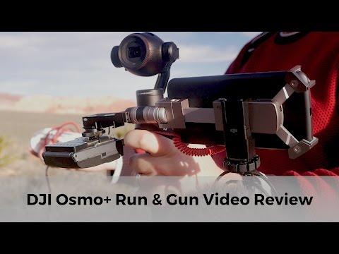 DJI OSMO Plus Gimbal Camera Run and Gun Review