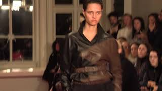 Symonds Pearmains AW19 LFW Show From 5 Carlos Place