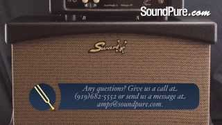 Swart Space Tone Stereo Amp and Cab