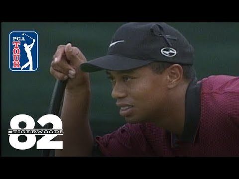 Tiger Woods wins 1999 THE TOUR Championship Chasing 82