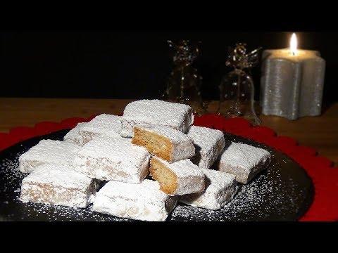 Receta Hojaldrinas, dulce tradicional de la Navidad - Recetas de cocina, paso a paso, tutorial