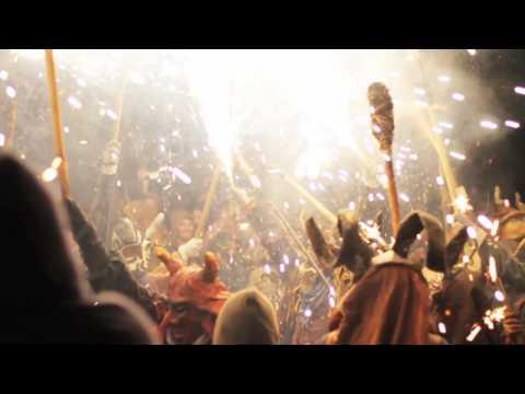 Firedance in Palma de Mallorca (Correfocs & AtiarFoc)