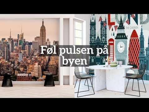 Fototapeter Byer fra Photowall