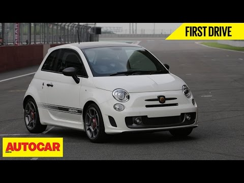 Fiat Abarth 595 Competizione | First Drive | Autocar India