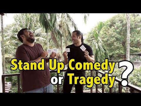 connectYoutube - Stand Up Comedy or Stand Up Tragedy?