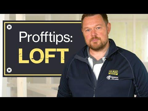 Profftips 3: Loft