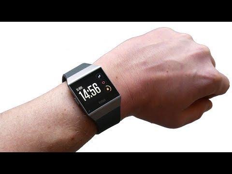Fitbit Ionic Test: Guter Fitness-Tracker, schlechte Smartwatch