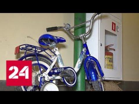 Подъезды зачищают от колясок и самокатов: почему имущество выставляют на улицу? - Россия 24