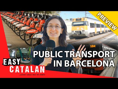How to Buy a Metro Ticket in Barcelona | Super Easy Catalan 10 photo