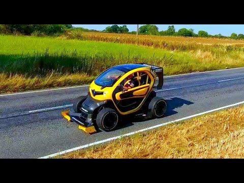 SHOULD I BUY THIS F1 TWIZY?! - Oakley Design
