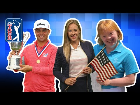Amy pushes Gary to his first major title, Pebble?s top #GolfIsHard moments and a fan?s albatross-ace