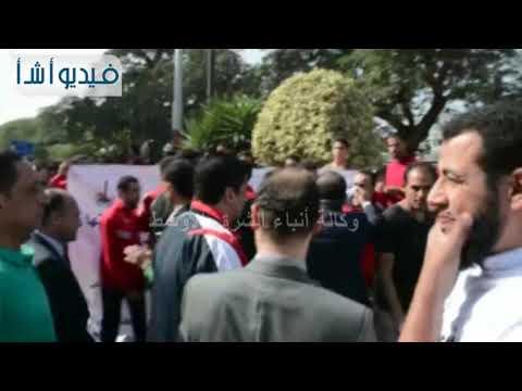 """بالفيديو: محافظ القليوبية يطلق مارثون  """"أنت اقوى من المخدرات"""
