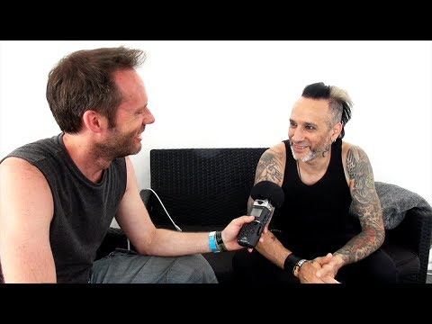 Stone Sour Interview - Roy Mayorga - Sweden Rock Festival 2018
