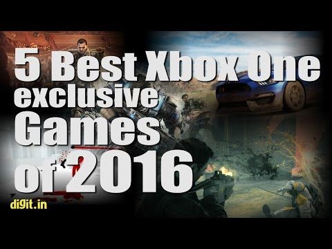 5 Best Xbox Exclusive Games of 2016   Digit.in