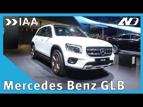 Mercedes Benz GLB 2020 - La nueva SUV que será todo un éxito