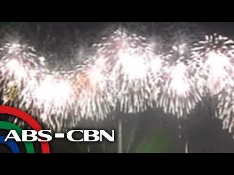 TV Patrol Southern Mindanao: New Year Celebration