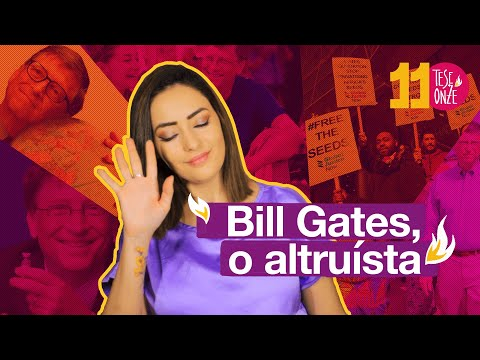 Bill Gates, o bom bilionário | 090