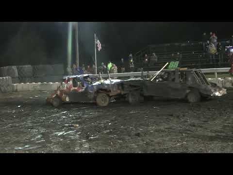 WELD FULL SIZE DEMOLITION DERBY MAY 2019