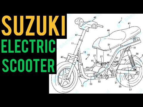 Suzuki Electric Scooter, Double Decker Fuel Cell Bus: EV News 90
