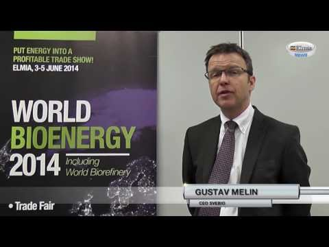 Conference topics at World Bioenergy 2014