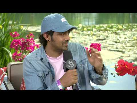 Jai Wolf Interview - Coachella 2017